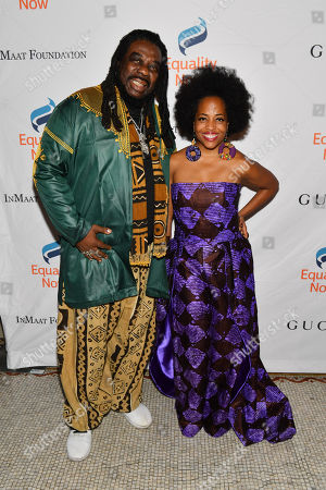 Rodney Kendrick and Rhonda Ross Kendrick