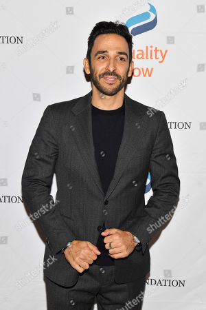 Editorial picture of Make Equality Reality Annual Gala, Arrivals, New York, USA - 19 Nov 2019