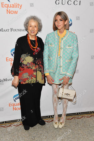 Margaret Atwood and Scarlett Curtis