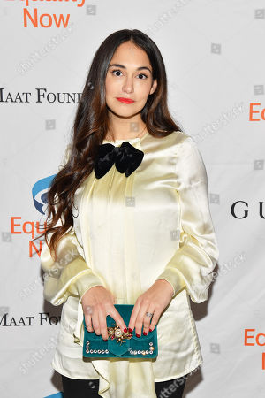 Editorial photo of Make Equality Reality Annual Gala, Arrivals, New York, USA - 19 Nov 2019