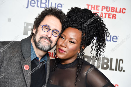 Crystal Lucas-Perry, Tony Kushner