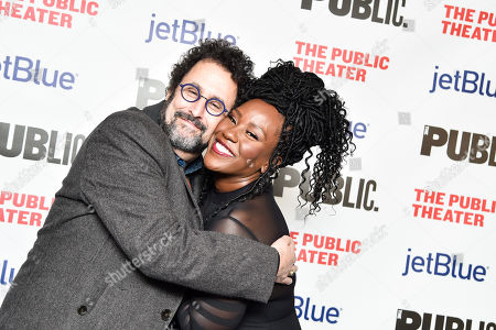 Stock Photo of Crystal Lucas-Perry, Tony Kushner