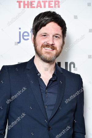 Stock Photo of Michael Esper