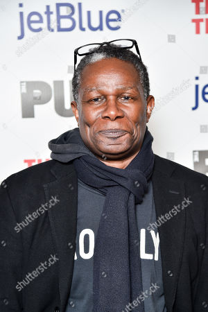 Editorial image of 'A Bright Room Called Day' opening night celebration, Arrivals, The Public Theater, New York, USA - 19 Nov 2019