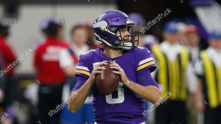 Editorial image of Broncos Vikings Football, Minneapolis, USA - 17 Nov 2019
