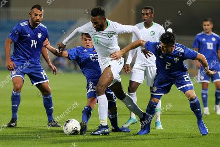 Editorial photo of Saudi Arabia vs Paraguay, Al-Riyadh - 19 Nov 2019