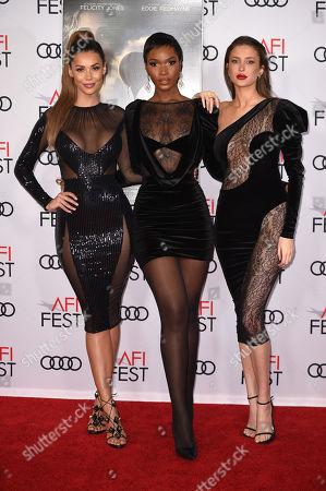 Tiffany Keller, Shae Scott and Gemma Vence