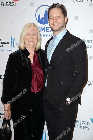 Carol Blasberg and Derek Blasberg