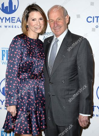 Editorial image of Citymeals on Wheels 33rd Annual Power Lunch, Arrivals, New York, USA - 19 Nov 2019