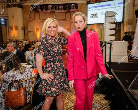 Editorial picture of Citymeals on Wheels 2019 Power Lunch for Women, New York, USA - 19 Nov 2019