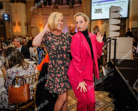 Editorial image of Citymeals on Wheels 2019 Power Lunch for Women, New York, USA - 19 Nov 2019