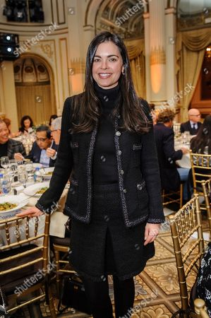 Stock Image of Katie Lee attends the Citymeals on Wheels 33rd annual Power Lunch for Women at The Plaza Hotel, in New York