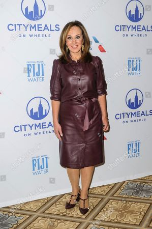 Rosanna Scotto attends the Citymeals on Wheels 33rd annual Power Lunch for Women at The Plaza Hotel, in New York