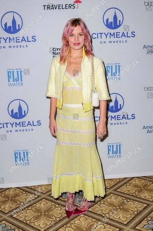 Georgia May Jagger attends the Citymeals on Wheels 33rd annual Power Lunch for Women at The Plaza Hotel, in New York