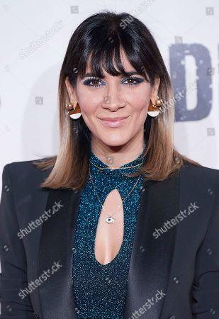 Editorial photo of 'Adios' film premiere, Madrid, Spain - 19 Nov 2019