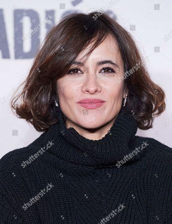 Editorial picture of 'Adios' film premiere, Madrid, Spain - 19 Nov 2019