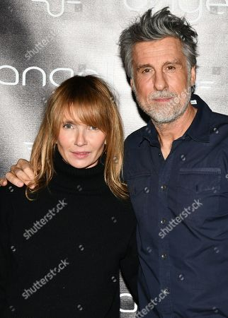 Axelle Laffont and Marc Simoncini