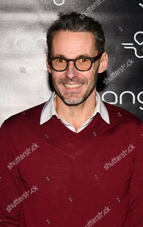Stock Photo of Julien Boisselier