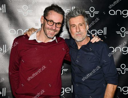 Julien Boisselier and Marc Simoncini