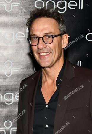 Stock Photo of Julien Courbet