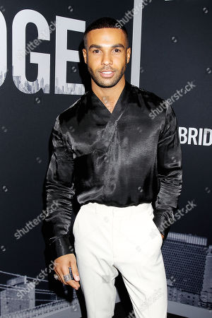 Stock Picture of Lucien Laviscount