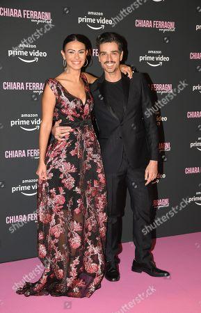 Valentina Melis and Massimiliano Varrese
