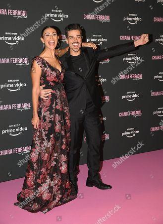 Editorial photo of 'Chiara Ferragni Unposted' film premiere, Auditorium Conciliazione, Rome, Italy - 19 Nov 2019