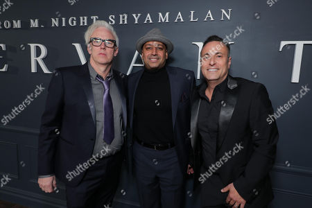 Editorial image of Apple TV+ 'Servant' New York Premiere, Arrivals, BAM Howard Gilman Opera House, Brooklyn, NY, USA - 19 Nov 2019