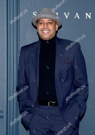 Stock Picture of Ashwin Rajan