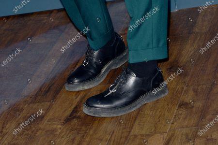 Rupert Grint, Shoe detail