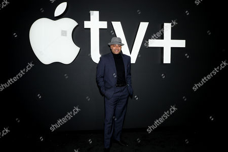 Editorial picture of Apple TV+ 'Servant' New York Premiere, Arrivals, BAM Howard Gilman Opera House, Brooklyn, NY, USA - 19 Nov 2019