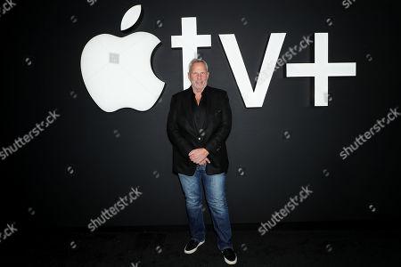 "BROOKLYN, NEW YORK - November 19: Steve Tisch, Executive Producer, attends ""Servant"" New York Premiere at BAM Howard Gilman Opera House on November 19, 2019 in Brooklyn. ""Servant"" premieres exclusively on Apple TV+ on November 28."