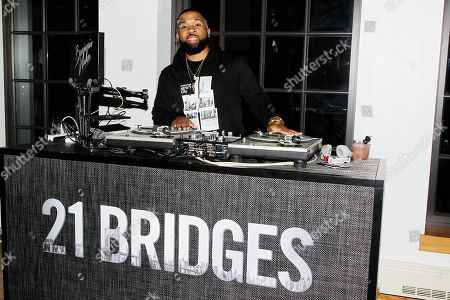 Editorial photo of The World Premiere of '21 Bridges' After Party, New York, USA - 19 Nov 2019