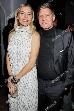 Sienna Miller and Robert Simonds