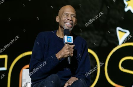 Editorial photo of WE Day Vancouver, Rogers Arena, Canada - 19 Nov 2019