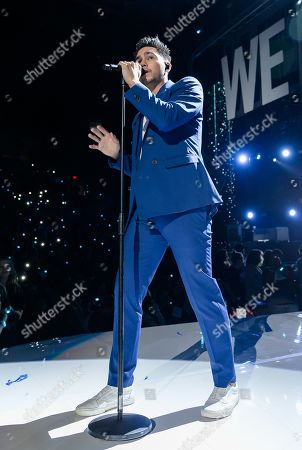 Editorial picture of WE Day Vancouver, Rogers Arena, Canada - 19 Nov 2019