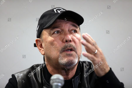 Editorial picture of Press conference of Ruben Blades in Mexico City - 19 Nov 2019