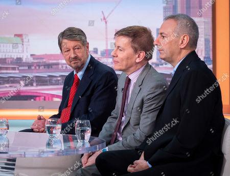 Editorial image of 'Good Morning Britain' TV show, London, UK - 20 Nov 2019
