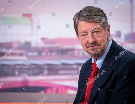 Editorial picture of 'Good Morning Britain' TV show, London, UK - 20 Nov 2019
