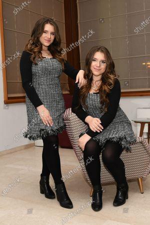 Bianca D'Ambrosio and Chiara D'Ambrosio