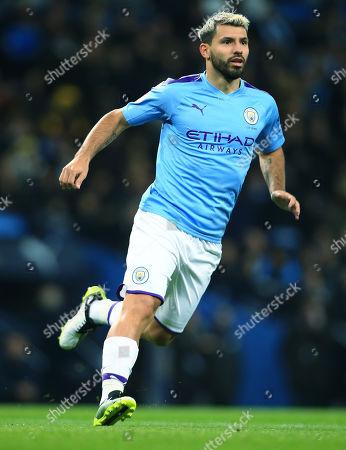 Editorial picture of Manchester City v Chelsea, Premier League, Football, Etihad Stadium, Manchester, UK - 23 Nov 2019