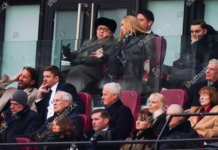 West Ham joint Chairman David Sullivan