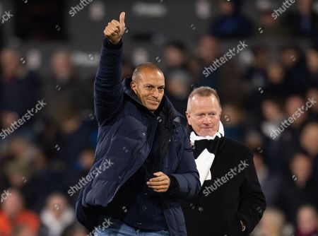 Former Fulham and Queens Park Rangers player Bobby Zamora