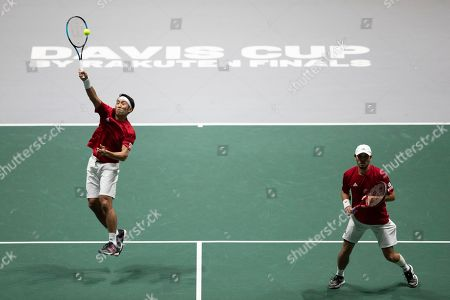 Editorial picture of Tennis Davis Cup, Madrid, Spain - 20 Nov 2019