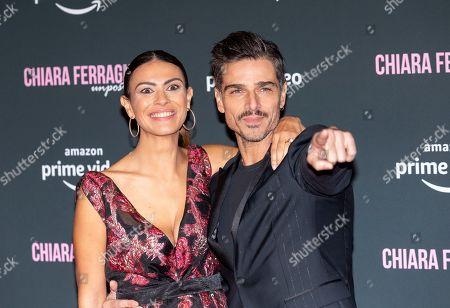 Editorial picture of 'Chiara Ferragni Unposted' film premiere, Auditorium Conciliazione, Rome, Italy - 19 Nov 2019