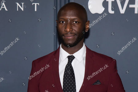 """Stock Image of Phillip James Brannon attends the Apple TV Plus world premiere of """"Servant"""" at BAM Howard Gilman Opera House, in New York. Photo by Charles Sykes/Invision/AP"""