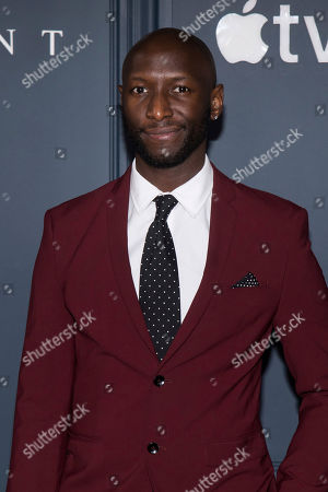 """Stock Picture of Phillip James Brannon attends the Apple TV Plus world premiere of """"Servant"""" at BAM Howard Gilman Opera House, in New York. Photo by Charles Sykes/Invision/AP"""