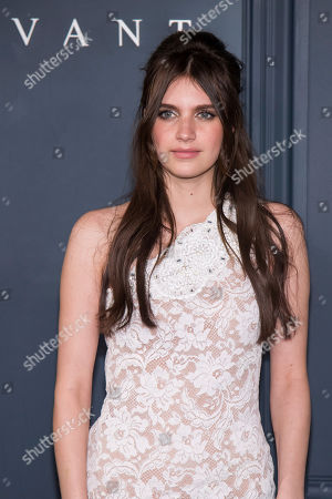 """Stock Picture of Nell Tiger Free attends the Apple TV Plus world premiere of """"Servant"""" at BAM Howard Gilman Opera House, in New York. Photo by Charles Sykes/Invision/AP"""