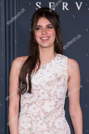 """Stock Photo of Nell Tiger Free attends the Apple TV Plus world premiere of """"Servant"""" at BAM Howard Gilman Opera House, in New York. Photo by Charles Sykes/Invision/AP"""