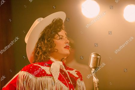Stock Picture of Megan Hilty as Patsy Cline